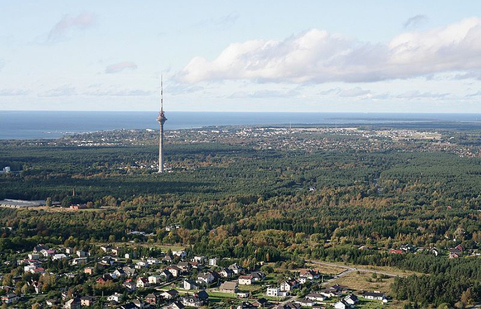 В падении интуристов с высоты в столице Эстонии виноваты местные работники