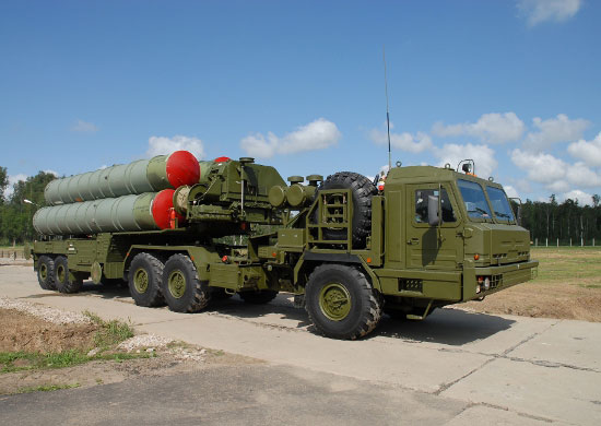 На Камчатку доставили всю технику для ЗРК «Триумф»