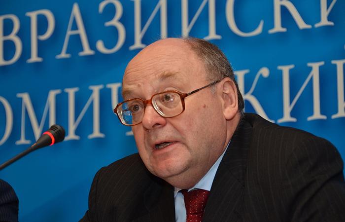 Посол РФ в Узбекистане Владимир Тюрденев.