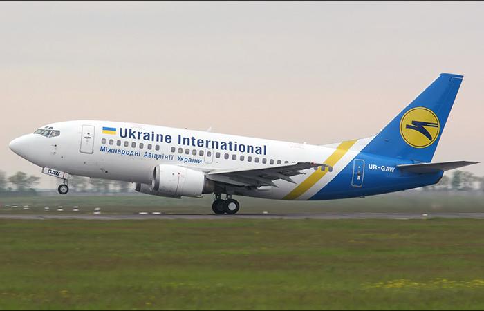 Грузия и Украина назначили новый авиарейс Кутаиси-Киев
