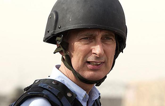 Глава МИД Великобритании Филип Хэммонд.