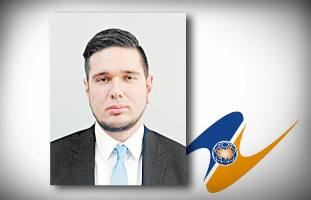 Ответственный секретарь рабочей группы по присоединению Киргизии к Евразийскому экономическому союзу Федор Черницын.