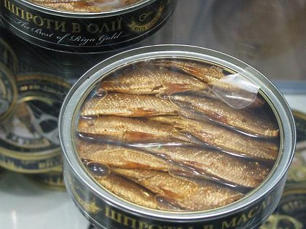 Латвия будет поставлять рыбные продукты в Китай