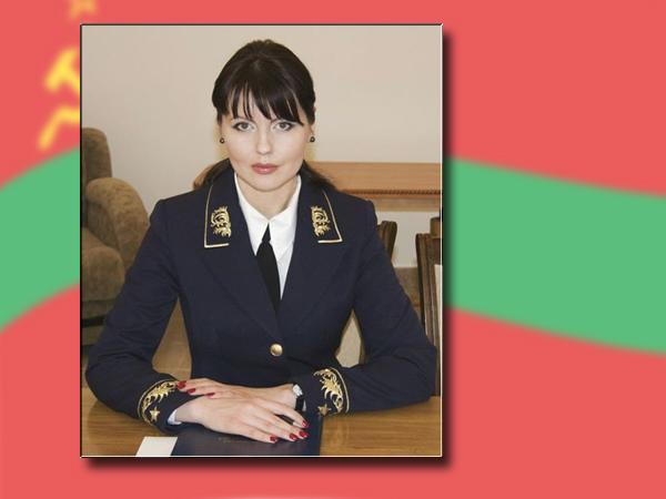 Глава МИД ПМР Нина Штански.