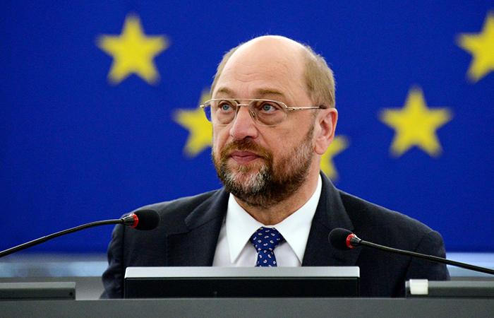 Председатель Европейского парламента Мартин Шульц