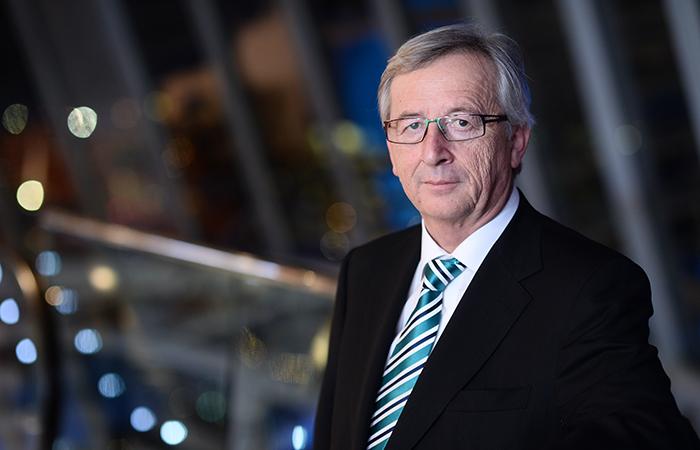 Председатель Еврокомиссии Жан Клод Юнкер.