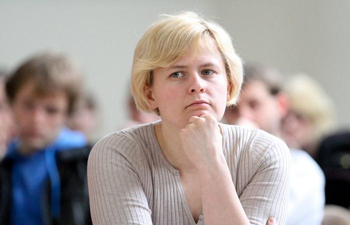Политолог из Института международных отношений и политических наук Вильнюсского университета Довиле Якнюнайте.
