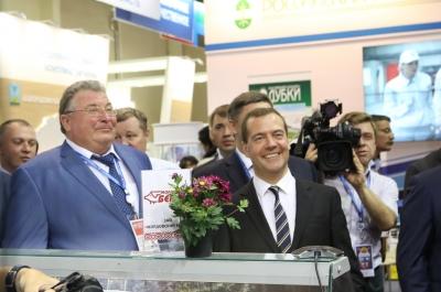 Более 60% аграрной продукции Мордовия поставляет за пределы республики