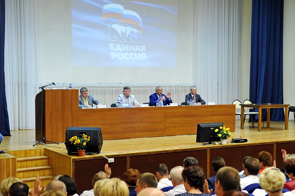 ЕР в Удмуртии определила основные тройки кандидатов на выборах в гордумы