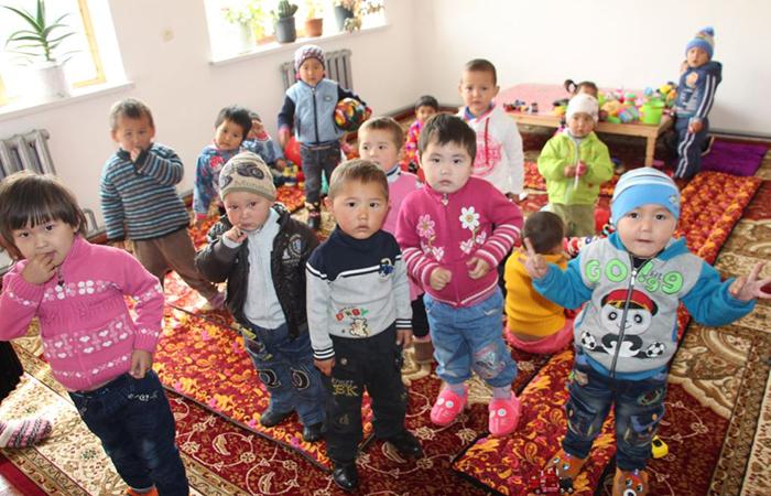 В Киргизии дошкольным образованием обеспечен каждый пятый ребенок