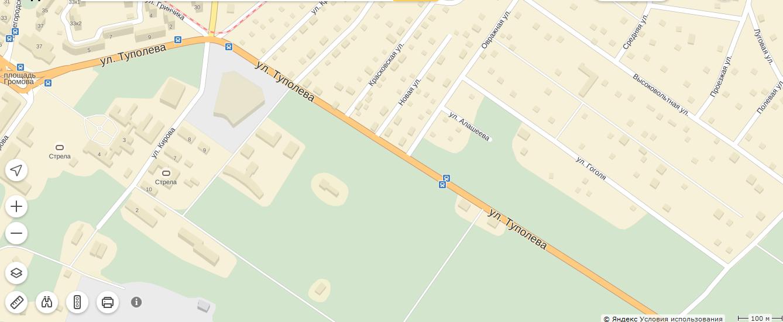 В подмосковном Жуковском улицу хотят расширить с двух до восьми полос