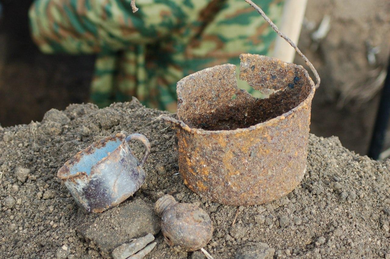 Ростовские поисковые отряды не могут предать земле останки воинов