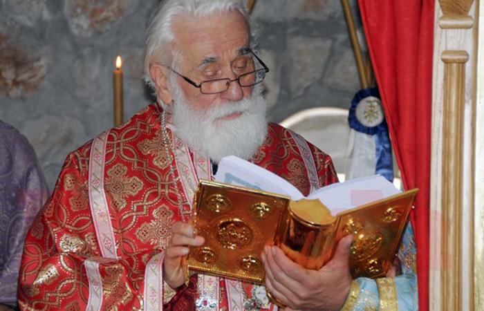 Черногорский митрополит Михайло приветствует визит Папы Римского