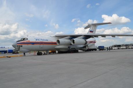 В Ростове-на-Дону формируют 30-й гуманитарный конвой для Донбасса