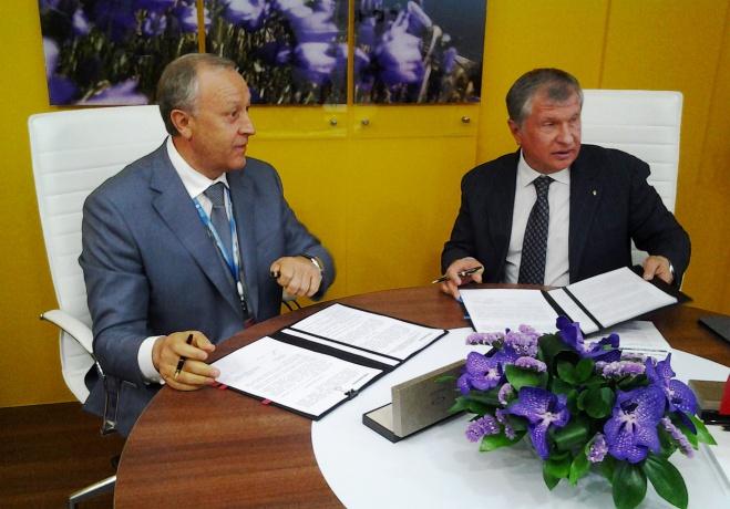 Саратовскую областную детскую больницу достроят на средства «Роснефти»