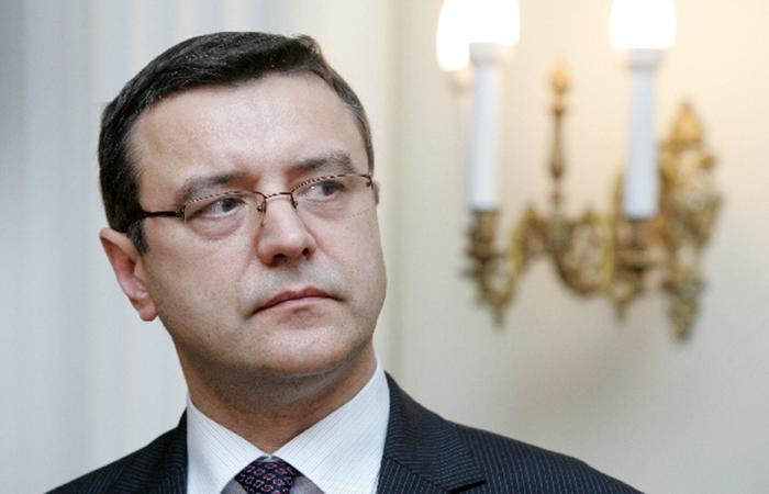 Министр финансов Латвии Янис Рейрс.