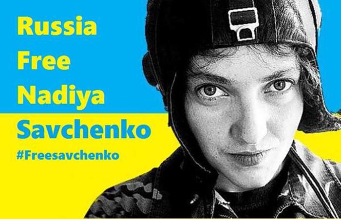 Латвия требует от России выпустить Надежду Савченко