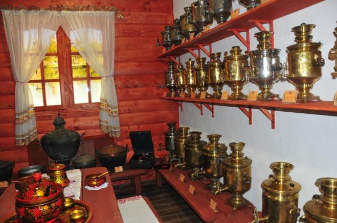 Частный музей самоваров в Саратове (фото saratov.gov.ru)
