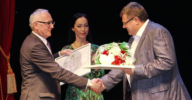 Дочка «Газпрома» стала спонсором белорусского культурного национализма