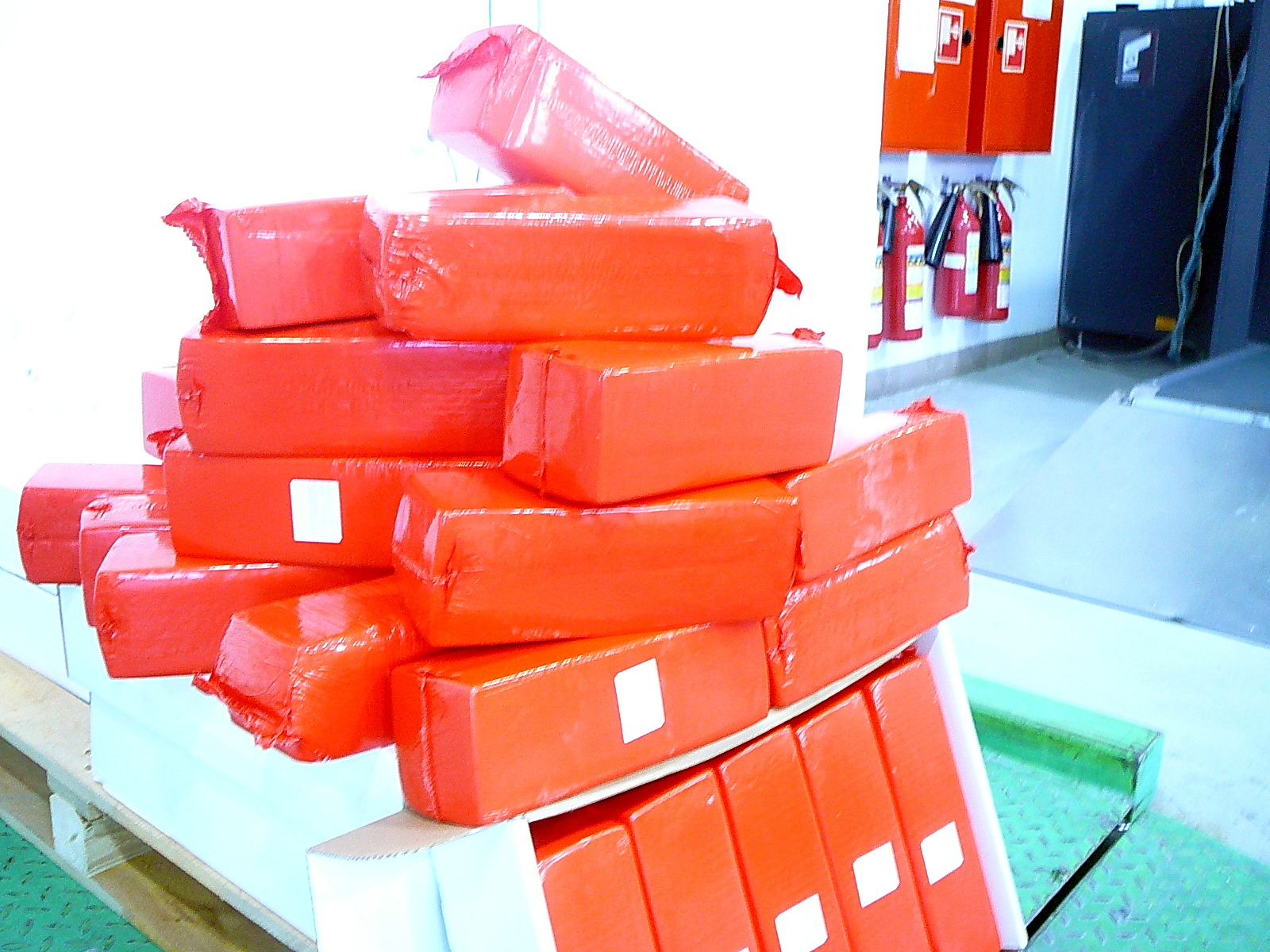 Калининградец нелегально пытался ввезти более тонны сыра из Польши