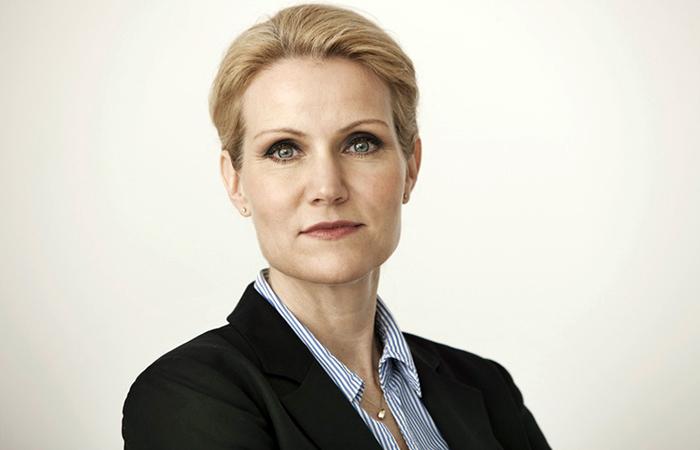 Премьер-министр Дании Хелле Торнинг-Шмидт. Иллюстрация: pinterest.com