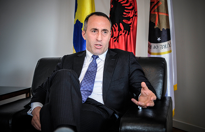 Экс-премьера Косово задержали в Словении по запросу Сербии