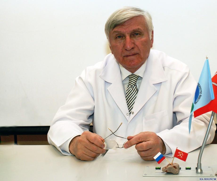 Директор научно-исследовательского детского ортопедического института имени Г. И. Турнера, профессор Алексей Баиндурашвили