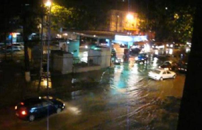 Ливень с градом в Тбилиси унес жизни пяти человек