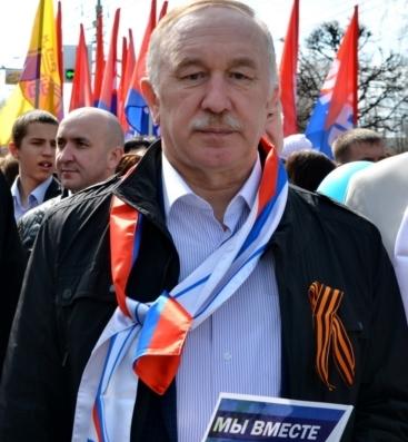 Спикер Госсовета Юрий Попов. Фото с сайта чувашского парламента