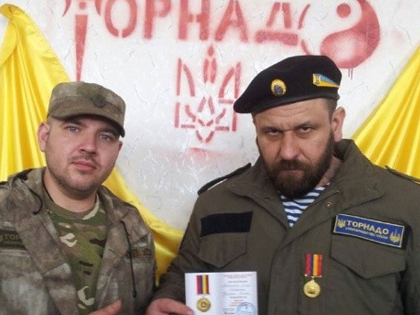 МВД Украины решило не штурмовать базу «Торнадо»