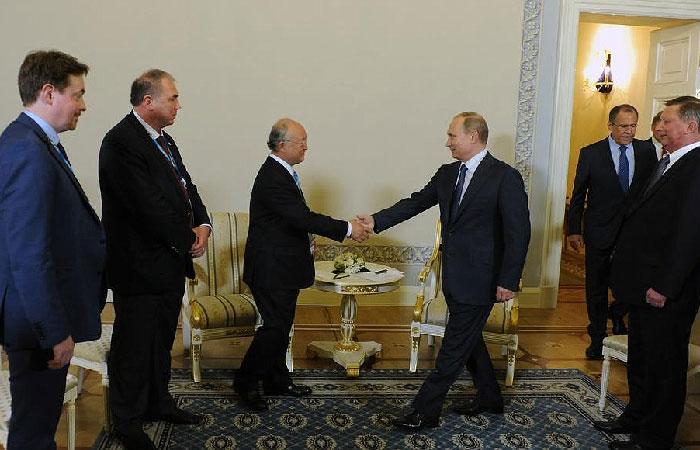 Путин: РФ строго соблюдает режим нераспространения ядерного оружия