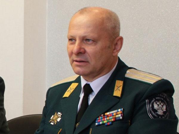 Атаман уссурийского войскового казачьего общества Олег Мельников.