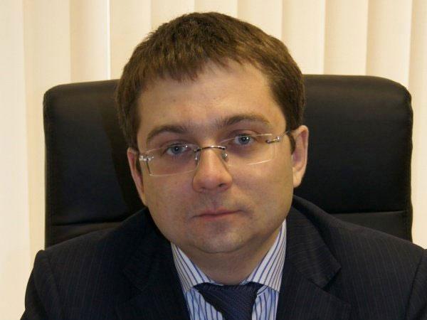 Заместитель министра строительства и ЖКХ Андрей Чибис.