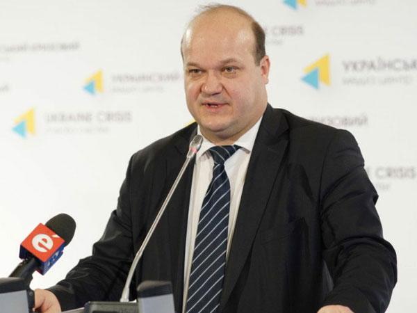 Заместитель главы администрации президента Украины Валерий Чалый.