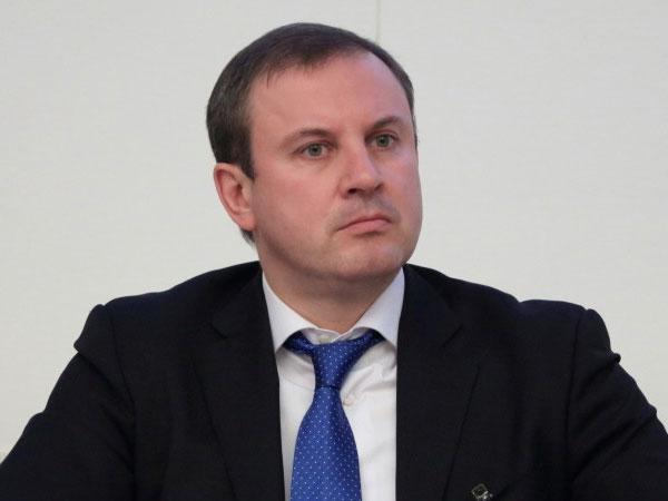 Руководитель Рослесхоза Иван Валентик.