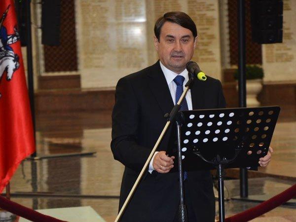 Помощник президента РФ Игорь Левитин.