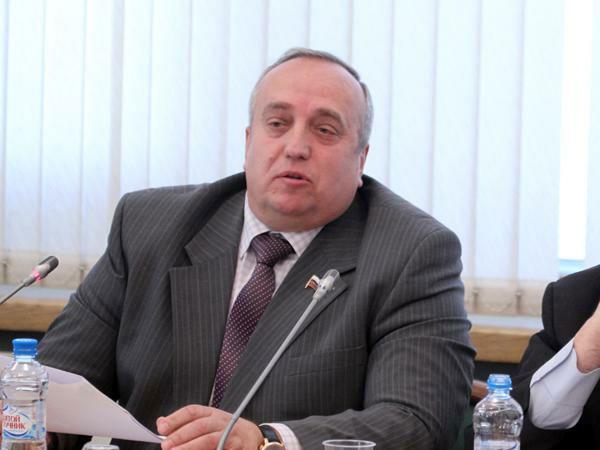 Первый замглавы фракции «Единая Россия» в Государственной думе РФ Франц Клинцевич