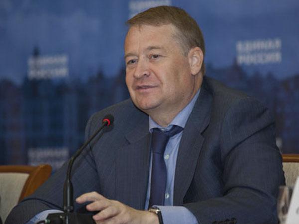 Исполняющий обязанности главы Марий Эл Леонид Маркелов.