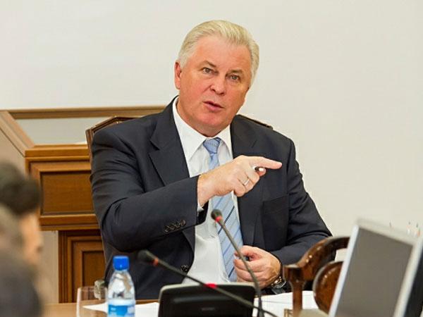 Глава Бурятии Вячеслав Наговицын.