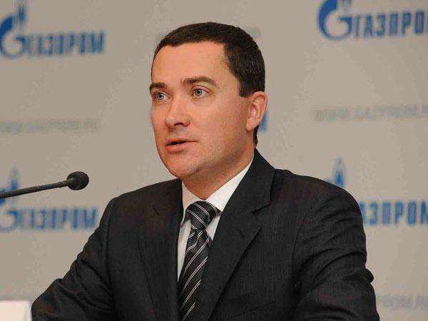 """Пресс-секретарь председателя правления """"Газпрома"""" Сергей Куприянов."""