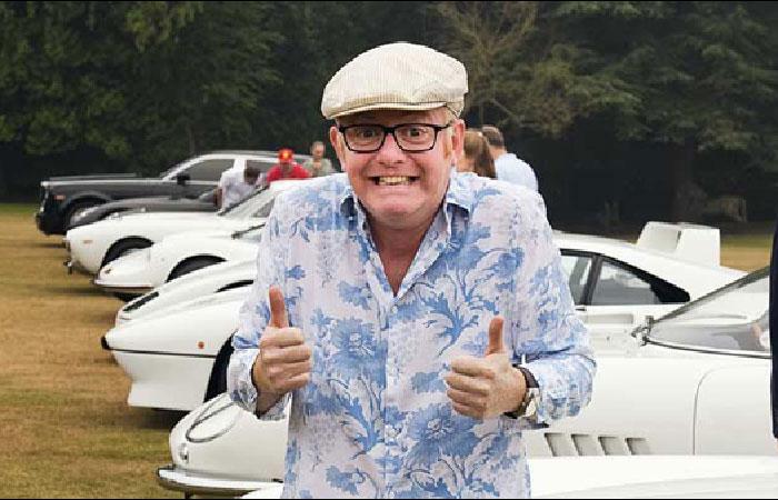 Объявлено имя нового ведущего автомобильного шоу Top Gear
