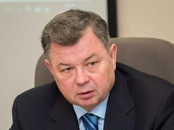 Анатолий Артамонов отправлен в отставку с поста калужского губернатора