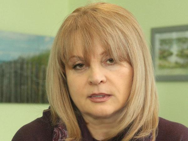 Памфилова заявила о социальной напряжённости между гражданами и чиновниками