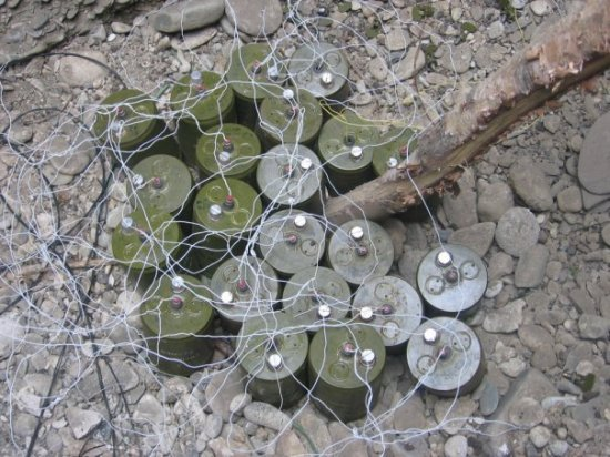 Минная война: чем Украина напоминает Афганистан?