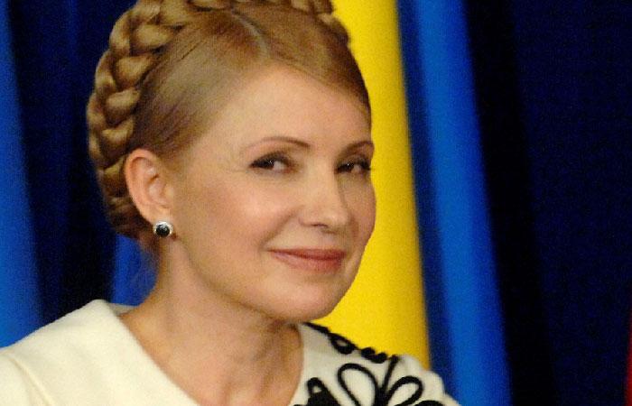 Юлия Тимошенко - глава фракции «Батькивщина»