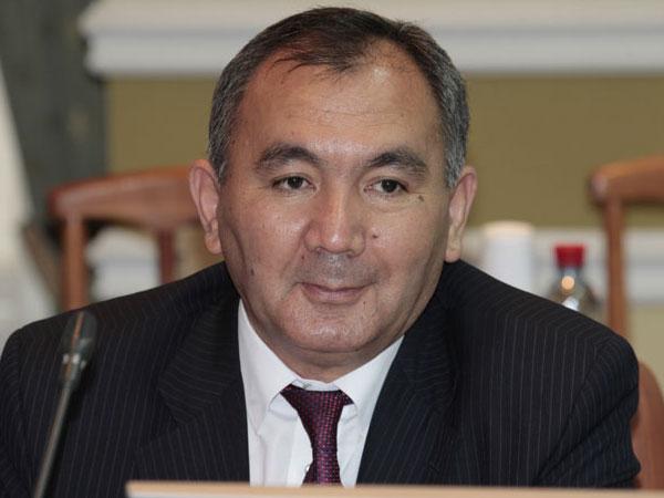 Директор Департамента международных отношений Минприроды России Нуритдин Инамов.