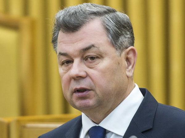 Калужский губернатор Анатолий Артамонов.