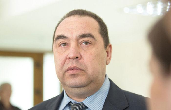 Игорь Плотницкий - глава ЛНР.