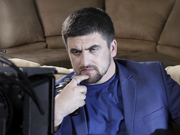Директор Государственного управления по кинематографии при Министерстве культуры Чеченской Республики Бислан Терекбаев.