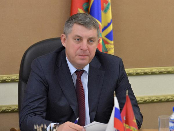 Врио губернатора Брянской области Александр Богомаз.